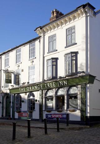Orange Tree Inn, Old Market Place, Altrincham