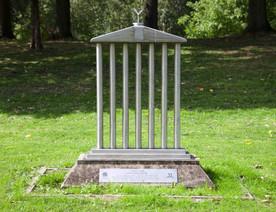 Rolls Royce memorial, Hulme Park, Hulme