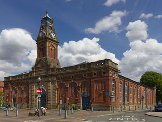 Victoria Market, Trinity Street, Stalybridge