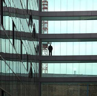 Glass skywalks, Henry Street, Ancoats