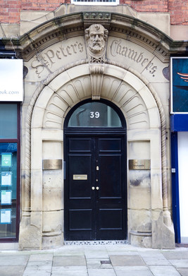 St Peter's Chambers, 39 St Petersgate, Stockport