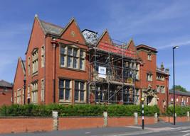Chadderton library, Middleton Road, Chadderton, Oldham