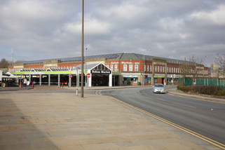 Bolton Market Hall, New Street, Bolton