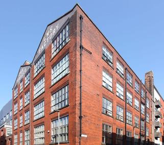 CWS tobacco factory, Sharp Street, Angel Meadow