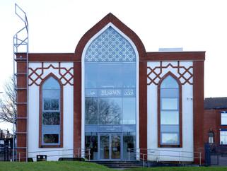 Jalalabad Jamay Masjid, Waterloo St, Oldham