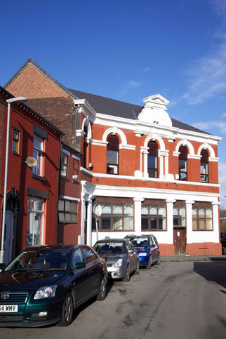 Oldham Equitable Co-operative Society building, Retford Street, Oldham