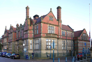 Stalybridge Library, Trinity Street, Stalybridge