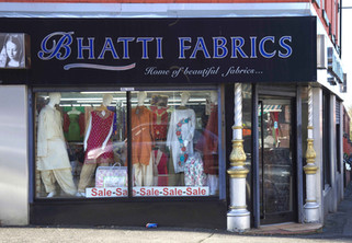 Bhatti Fabrics, Waterloo Street, Oldham