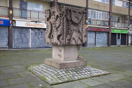Sculpture, Dalton Street, Collyhurst