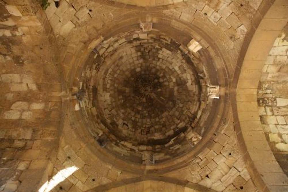 6. Dome of the church of Ayios Nicolas