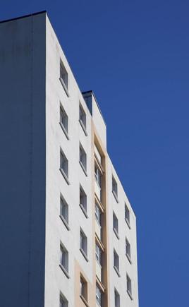 Tower block, Lancashire Hill, Heaton Norris, Stockport