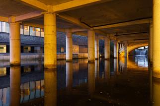 Undercroft, Piccadilly Basin