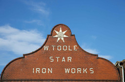 W. Toole Star Iron Works, Greenacres Road, Oldham