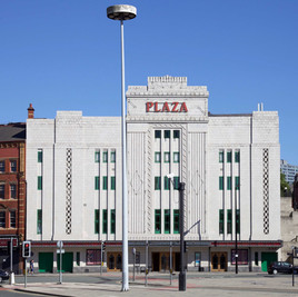 The Plaza, Mersey Square, Stockport