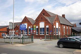 Radcliffe Hall Primary School, Bury Street, Radcliffe