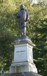 John Bright, Broadfield Park, Rochdale