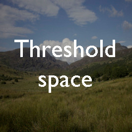 Threshold space: the Rhinogs, Snowdonia