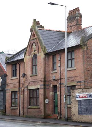 Former police station, Warrington Road, Ashton-in-Makerfield