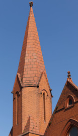 St John's Methodist Church, Stockport Road, Edgeley, Stockport