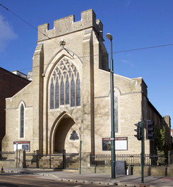 United Reformed and Methodist Church, Union Street, Oldham