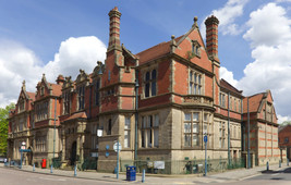 Stalybridge Town Hall, Trinity Street, Stalybridge