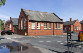St Mary's School, Duke Street, Denton