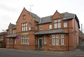 Former police station, Albion Street, Castleton, Rochdale