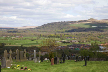 Blackrod cemetery, Castlecroft Avenue, Blackrod