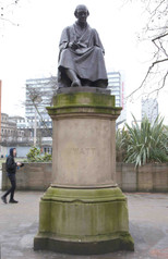 James Watt, Piccadilly Gardens