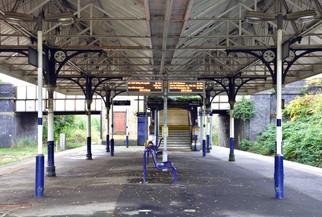 Swinton railway station, Swinton, Salford