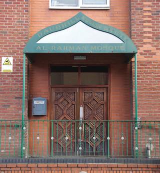 Al Rahman Mosque, Randal Street, Bolton