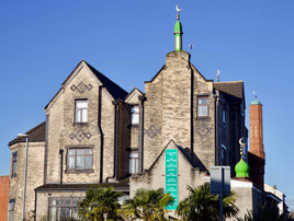 UK Islamic Mission Centre, Cheetham Hill Road, Cheetham Hill