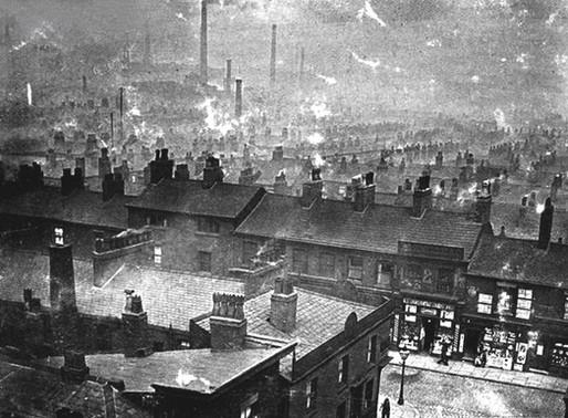 Back to black: Manchester smoke