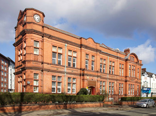 Trafford Library, Stretford Road, Old Trafford