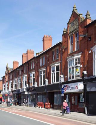 Market Buildings, Mesnes Street, Wigan