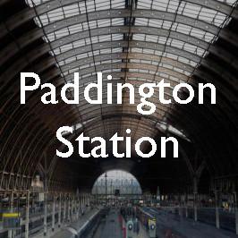Paddington station: function & fantasy