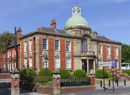 Chadderton Town Hall, Middleton Road, Chadderton, Oldham