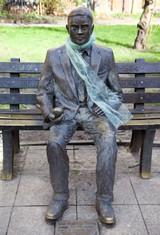 Alan Turing, Sackville Gardens
