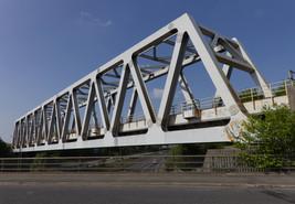 Brinnington Railway Bridge, Brinnington, Stockport