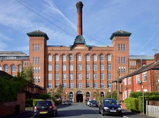 Houldsworth Mill, Houldsworth Street, Reddish, Stockport