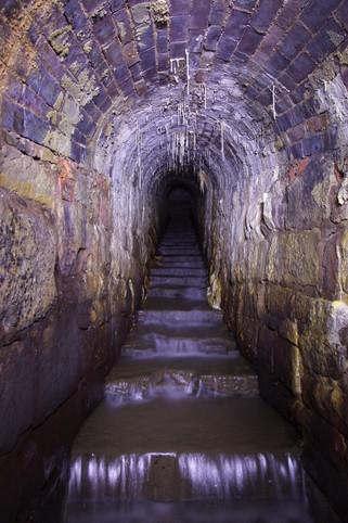 Ashton canal overflow, Medlock culvert, Bradford