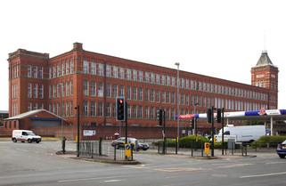 Regent Mill, Nixon Street, Failsworth