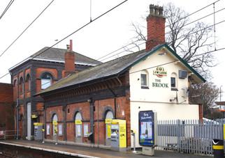 Brooklands station, Sale, Trafford