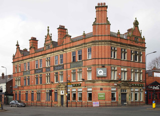 Eagle & Child Hotel, King Street, Leigh