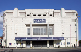 O2 Apollo, Hyde Road/Stockport Road, Ardwick