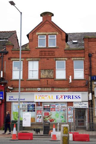 Market Street, Farnworth, Bolton