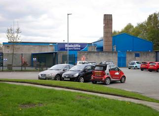 Radcliffe Leisure Centre, Spring Lane, Radcliffe