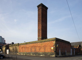 Former fire and police station, Goulden Street, Ancoats