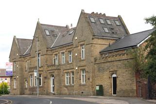 Former police station, Green Lane, Patricroft, Eccles, Salford