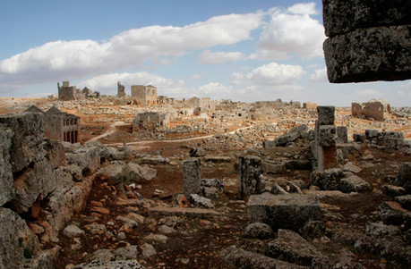Dead Cities, Serjilla, Syria